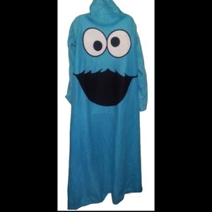 Cookie monster snuggy